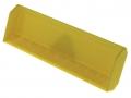 Treckerheld Schild gelb