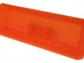 Schiebeschild orange für Siku Control 32 vorne