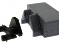 Treckerheld Werkzeugkiste für Siku Farmer und Control 32 mit Heck Adapter