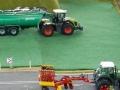 Traktorado 2014 in Husum - Claas Trecker mit Samson Fasswagen