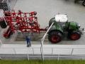 Traktorado 2014 in Husum - Fendt Trecker mit Egge