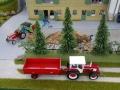 Traktorado 2014 in Husum - Aufladen von Mist
