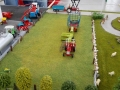 Traktorado 2014 in Husum - Claas Ballenpresse