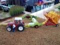 Traktorado 2014 in Husum - Claas Strohballenpresse