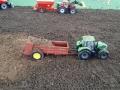 Traktorado 2014 in Husum - Deutz mit Miststreuer