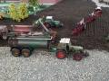 Traktorado 2014 in Husum - Fendt Traktor mit Samson Fasswagen