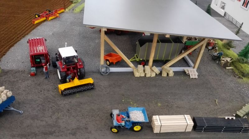Traktorado 2014 in Husum - Dumper