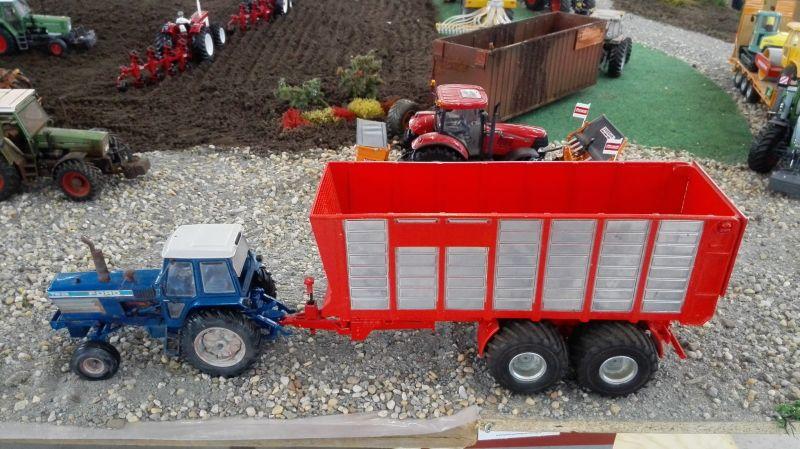 Traktorado 2014 in Husum - Ford TW 25