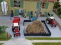Traktorado 2014 in Husum - Misthaufen