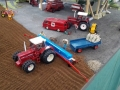 Traktorado 2014 in Husum - Lemken Saatmaschine