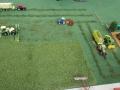 Traktorado 2014 in Husum - Maisernte von oben