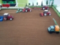 Traktorado 2014 in Husum - sähen pflügen eggen