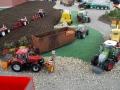 Traktorado 2014 in Husum - Trecker mit Räumschild und Streuer