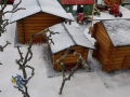 Traktorado 2014 in Husum - Winterlandschaft