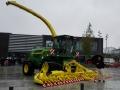 Traktorado 2014 in Husum - John Deere Maishäcksler