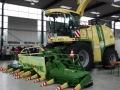 Traktorado 2014 in Husum - Krone Big Maishäcksler