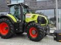 Traktorado 2014 in Husum - Claas Axion 830 von vorne