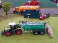 Traktorado 2015 - Claas Xerion mit Samson Fasswagen