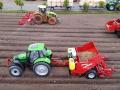 Traktorado 2015 - Deutz Traktor mit Kartoffel-Sähmaschine