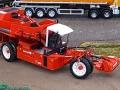 Traktorado 2015 - Rübeernter Dewurlf RA 360 von vorne