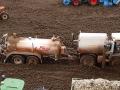 Traktorado 2015 - Fliegl verschmutzt