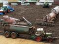 Traktorado 2015 - Samson Fasswagen verschmutzt