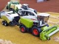 Traktorado 2015 - Claas Jaguar von vorne