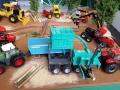 Traktorado 2015 - Holzschredder