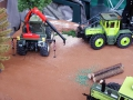 Traktorado 2015 - MB Trac mit Greifarm