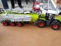 Traktorado 2015 - Claas Traktor mit Samson Fasswagen