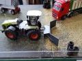 Traktorado 2015 - Claas Xerion 5000 mit Maisschild