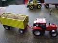 Traktorado 2015 - Traktor mit Anhänger