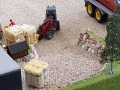 Traktorado 2015 - Dämmmaterial
