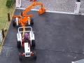 Traktorado 2015 - Anhänger Bagger