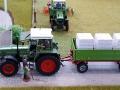 Traktorado 2015 - Fendt Traktor mit Anhänger