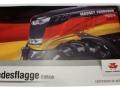 Universal Hobbies 2547 - Massey Ferguson 7624 Deutschland Bundesflagge Zertifikat vorne