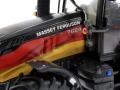 Universal Hobbies 2547 - Massey Ferguson 7624 Deutschland Bundesflagge Logo