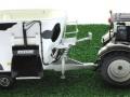 UH 2931 und 4182 - Valtra N142 Peecon Biga Cow Edition Kuhflecken rechts