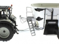 UH 2931 und 4182 - Valtra N142 Peecon Biga Cow Edition Kuhflecken