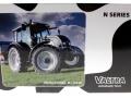 Universal Hobbies 2931 - Valtra N 142 Cow Edition mit Kuhflecken Karton hinten