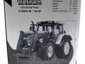 Universal Hobbies 2931 - Valtra N 142 Cow Edition mit Kuhflecken Karton Seite