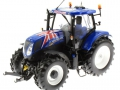 Universal Hobbies 4045 - New Holland T7210 Union Jack Edition GB Flagge vorne links