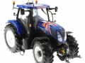 Universal Hobbies 4045 - New Holland T7210 Union Jack Edition GB Flagge vorne rechts