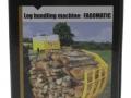 Universal Hobbies 4092 - Holzbündelmaschine Rabaud Fagomatic Karton Seite