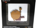 Universal Hobbies 4092 - Holzbündelmaschine Rabaud Fagomatic Karton vorne