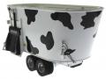 Universal Hobbies 4182 - Peecon Biga Limited Cow Edition Kuhflecken hinten links
