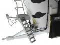 Universal Hobbies 4182 - Peecon Biga Limited Cow Edition Kuhflecken Leiter