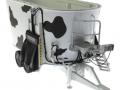 Universal Hobbies 4182 - Peecon Biga Limited Cow Edition Kuhflecken vorne rechts