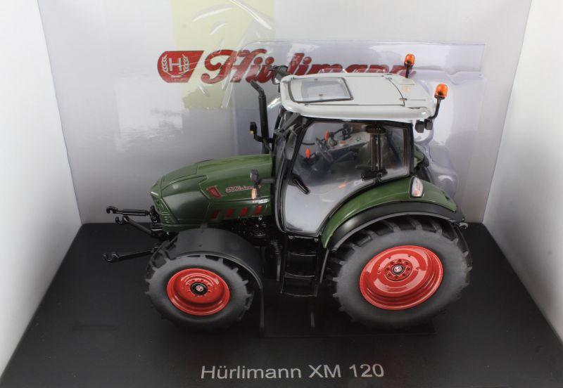 Universal Hobbies 4227 - Hürlimann XM 120 Diorama