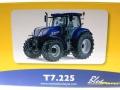Universal Hobbies 4900 - New Holland T7225 Blue Power Karton hinten